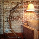 DIY Arc Floor Lamp