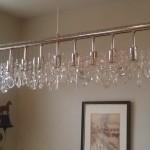 DIY Crystal Chandelier Ideas