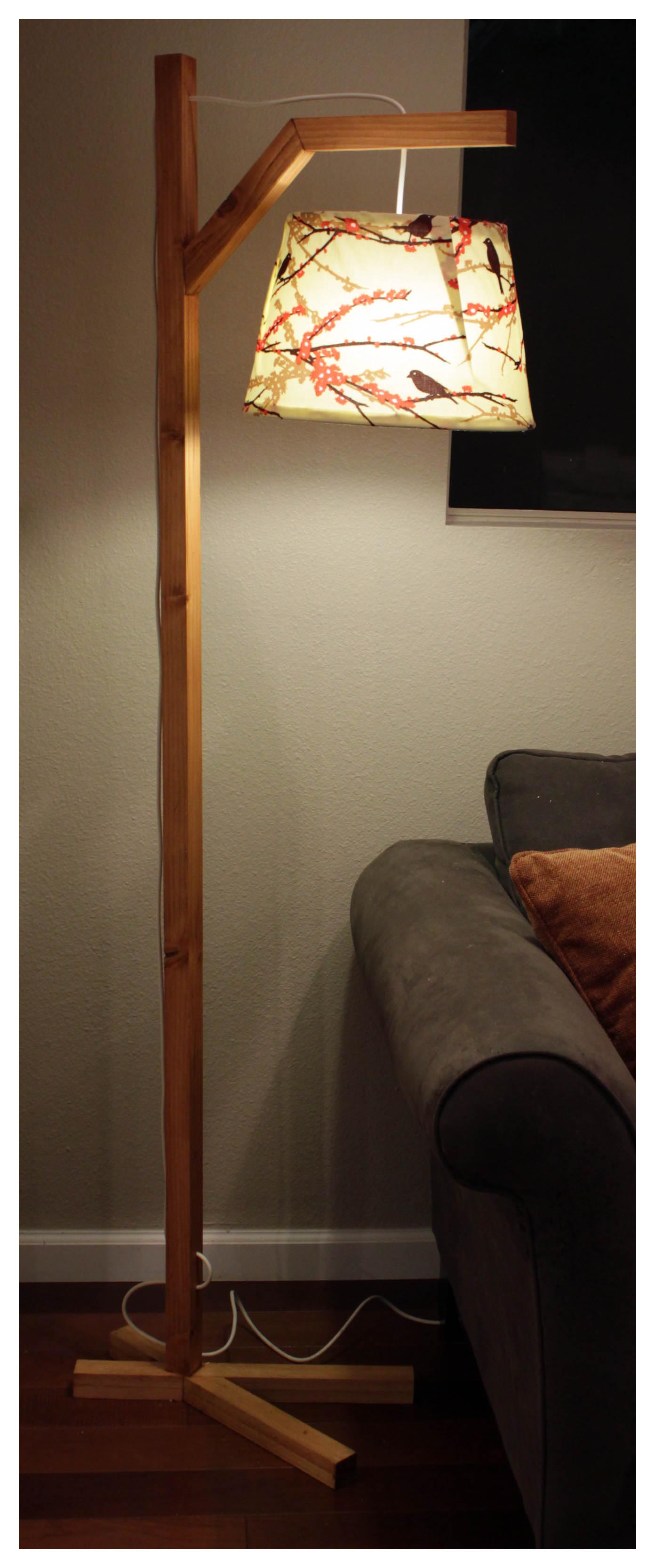 DIY Floor Lamp Projects