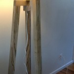 DIY Modern Floor Lamp