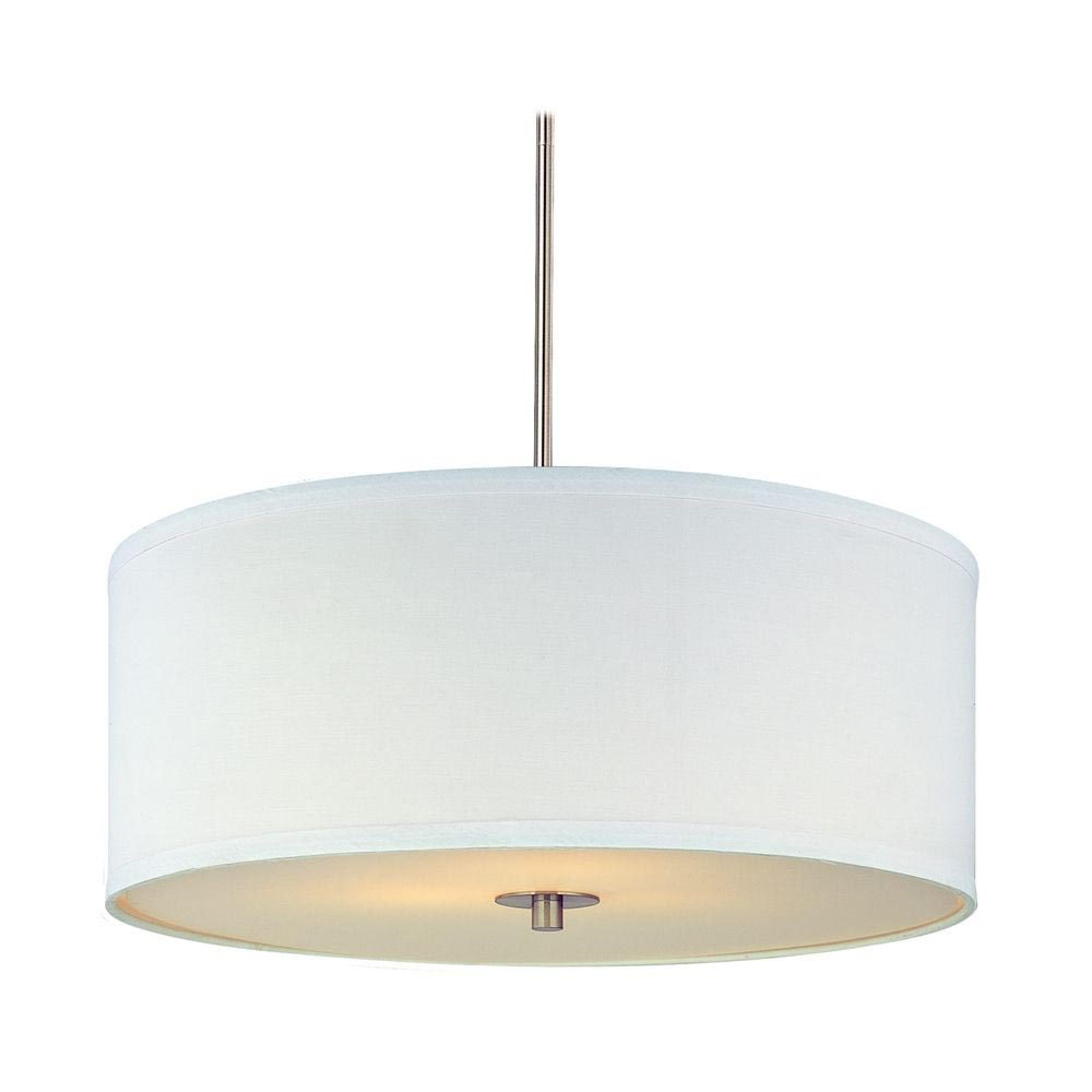 Drum Pendant Lighting Fixtures