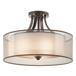 Drum Shade Light Fixtures