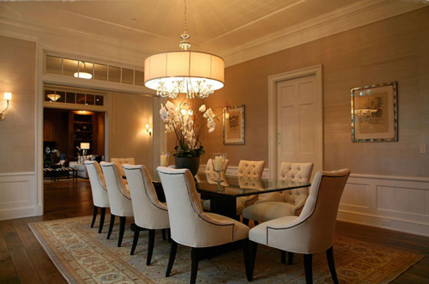 Drum Shades for Chandeliers