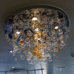 Glass Bubble Lights Chandelier