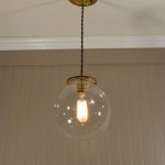 Glass Bubble Pendant Chandelier