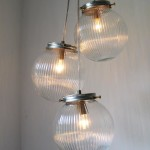 Glass Globe Chandelier Lighting