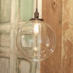 Glass Globes for Chandeliers