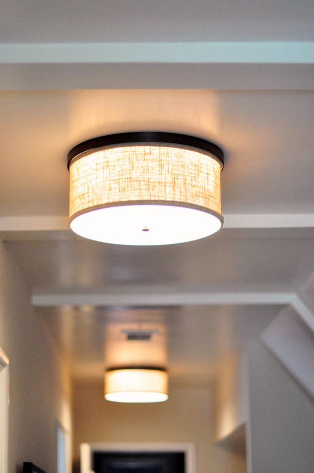 ceiling light ideas for hallway - Hallway Ceiling Lighting Fixtures