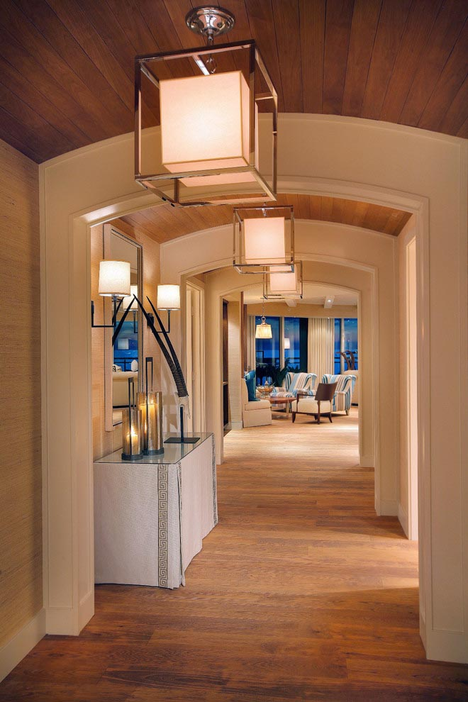 Hallway Lighting Fixtures Contemporary
