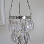 Hanging Outdoor Candle Chandelier