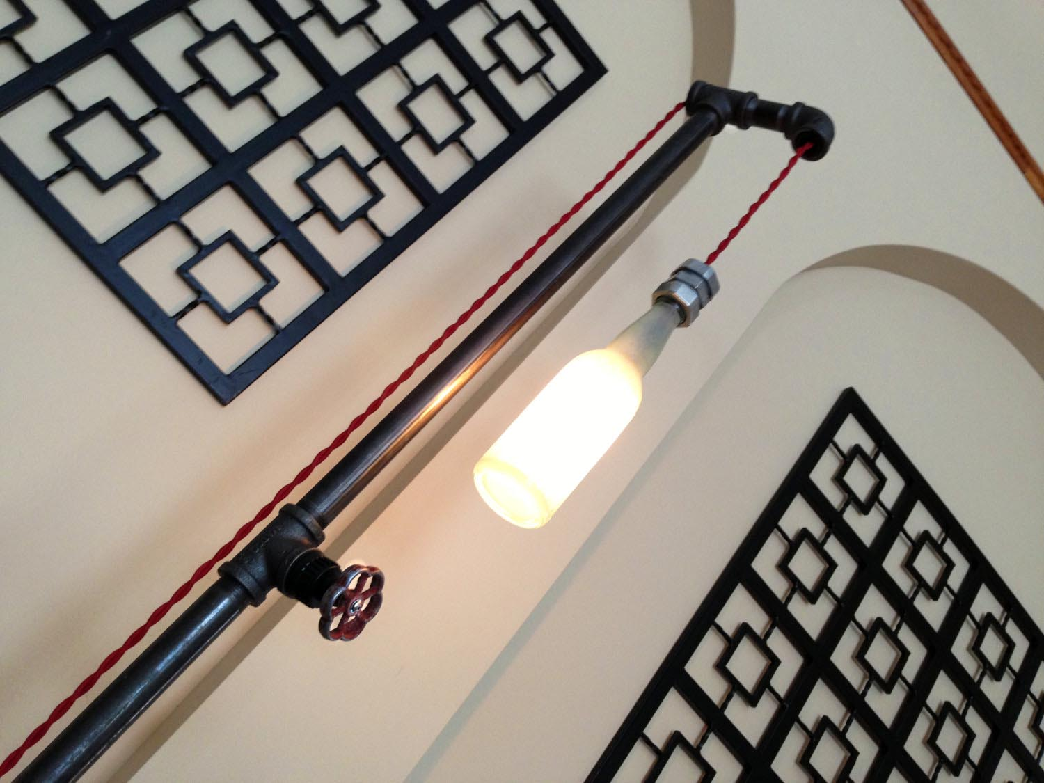 Industrial Floor Lamp DIY