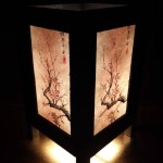 Japanese Floor Lamp Shades