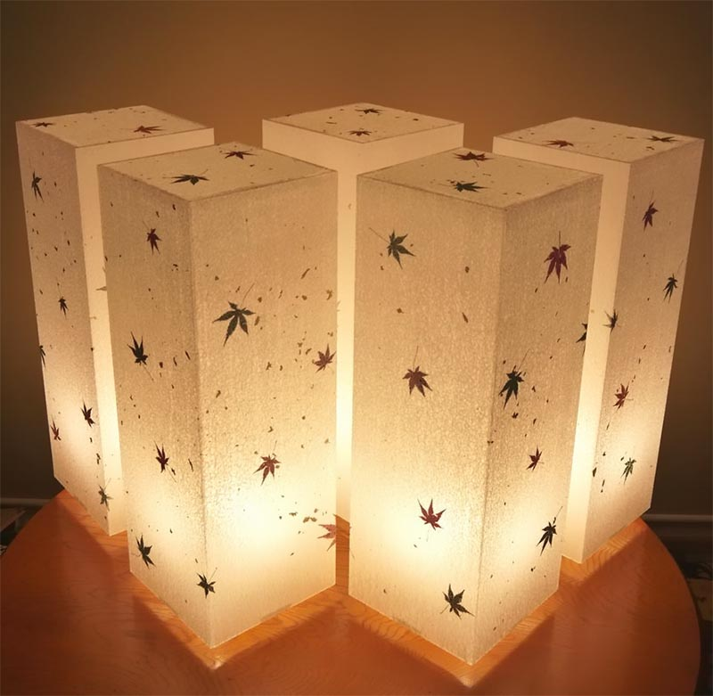 Japanese Lantern Floor Lamps
