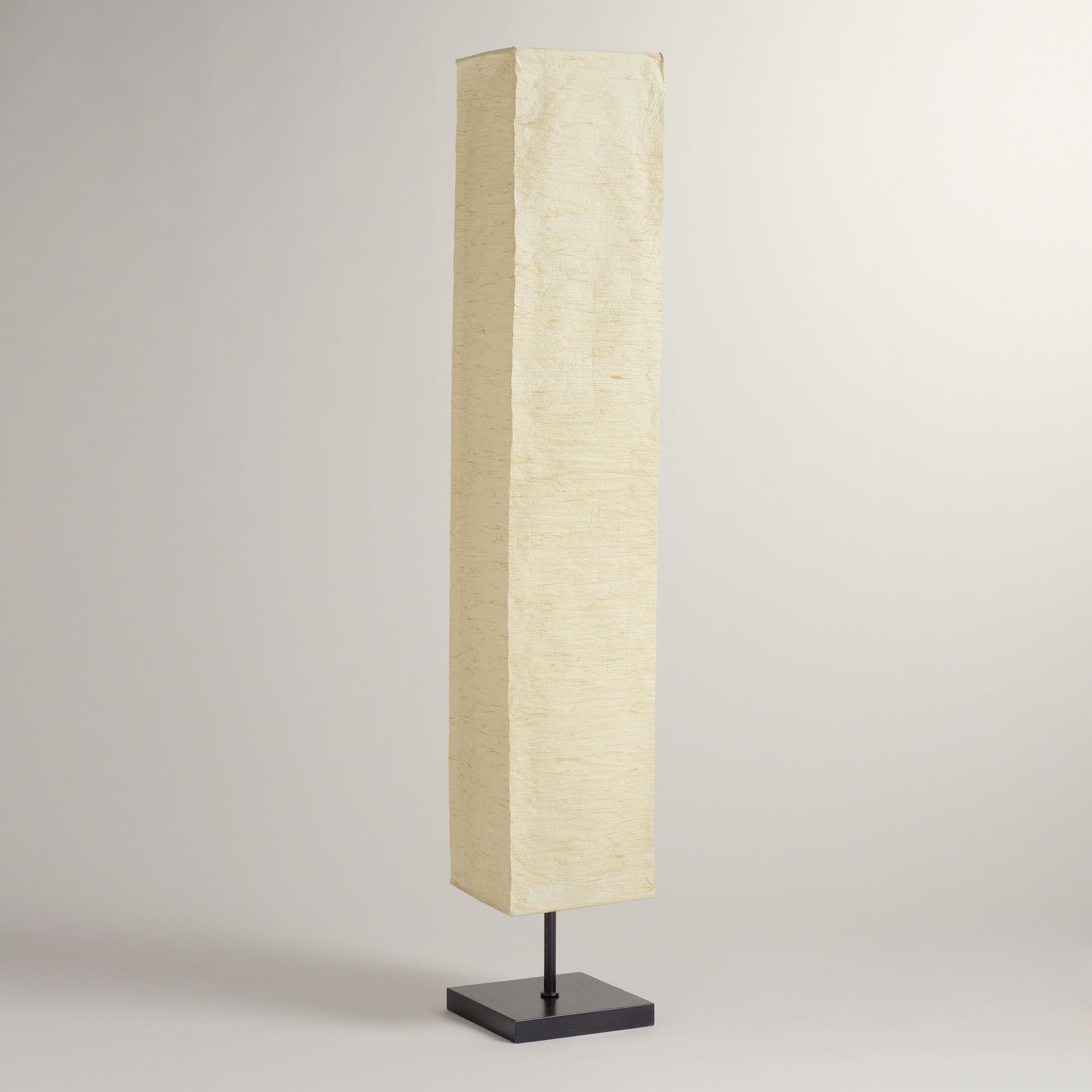 Japanese Paper Floor Lamps