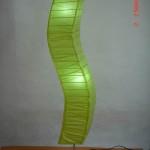 Japanese Paper Lantern Floor Lamp