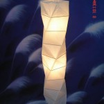 Japanese Rice Paper Floor Lamps