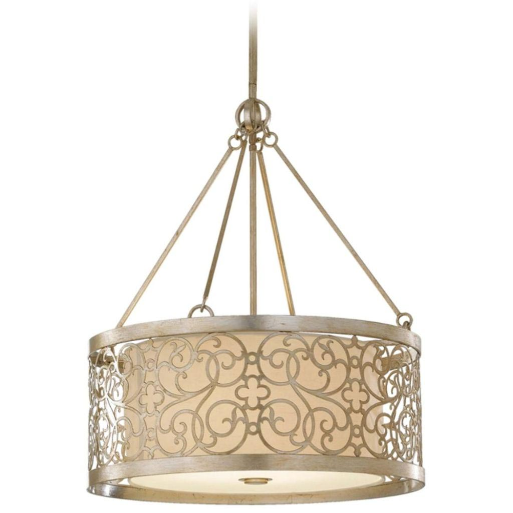 Large Drum Light Fixtures