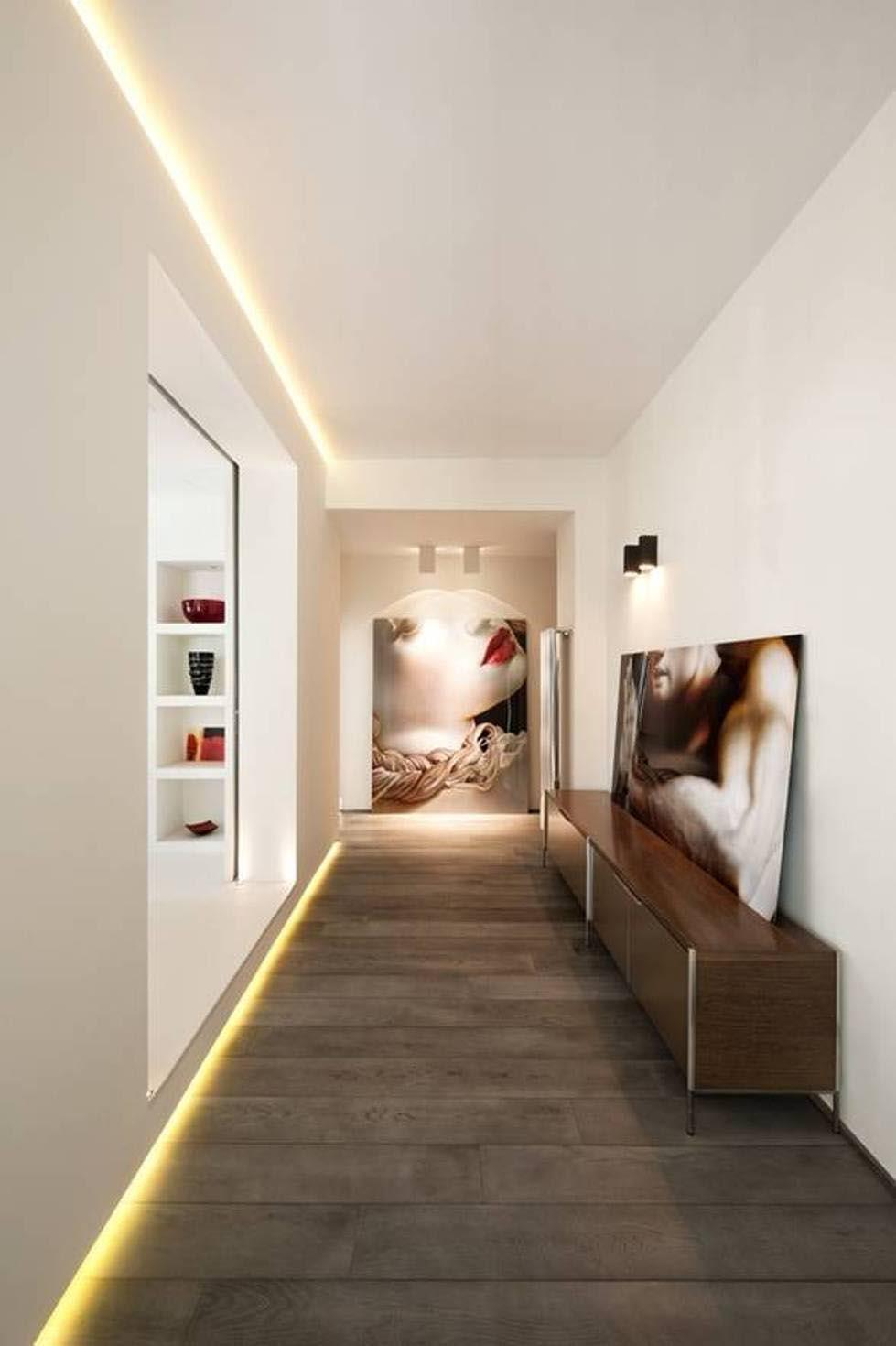 Led Hallway Lighting Fixtures Light