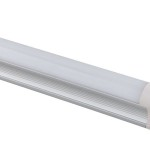 LED Tube Light Fixture Open Commercial T8 4ft