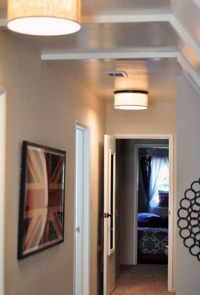 Light Fixture for Hallway Ceiling