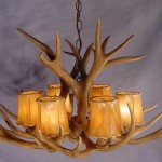 Making a Deer Antler Chandelier