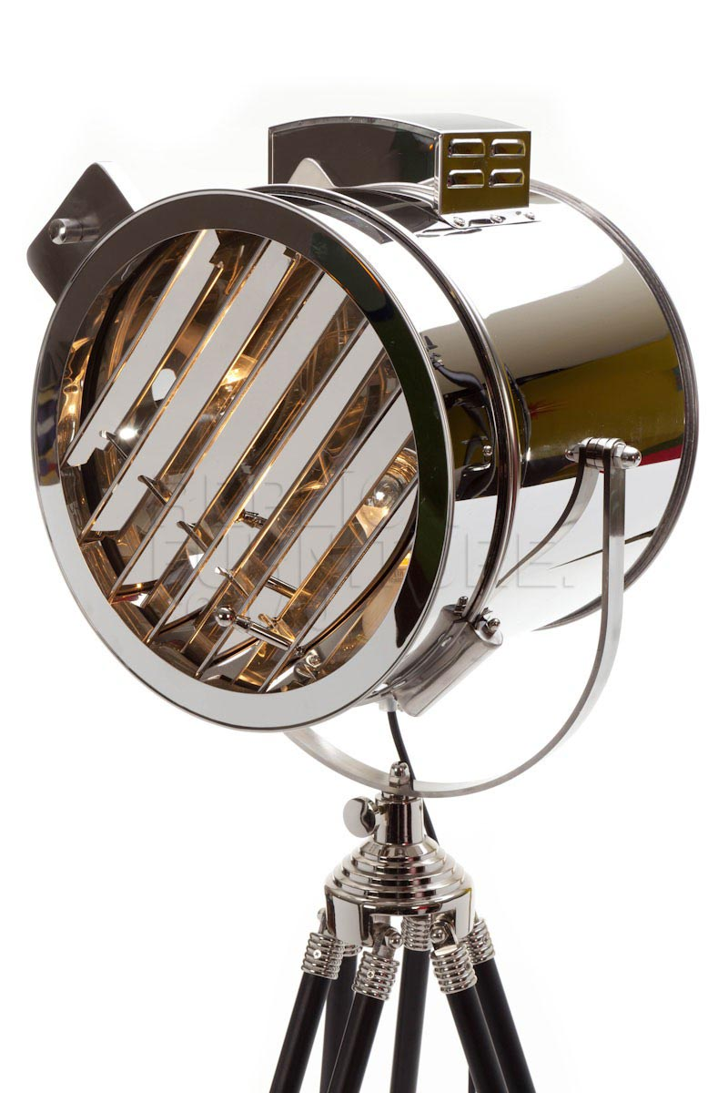 Marine Nautical Signal Light Floor Lamp