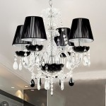 Mini Crystal Chandelier for Bedroom
