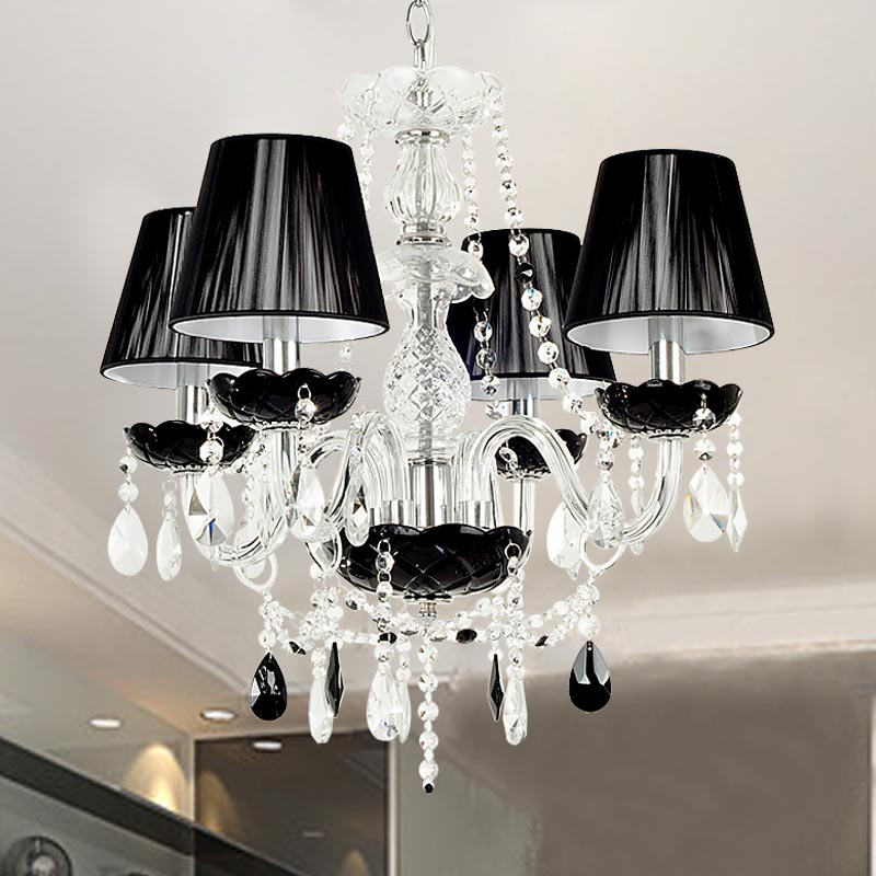Mini Crystal Chandelier For Bedroom Light Fixtures Design Ideas