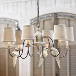 Mini Drum Chandelier Shades