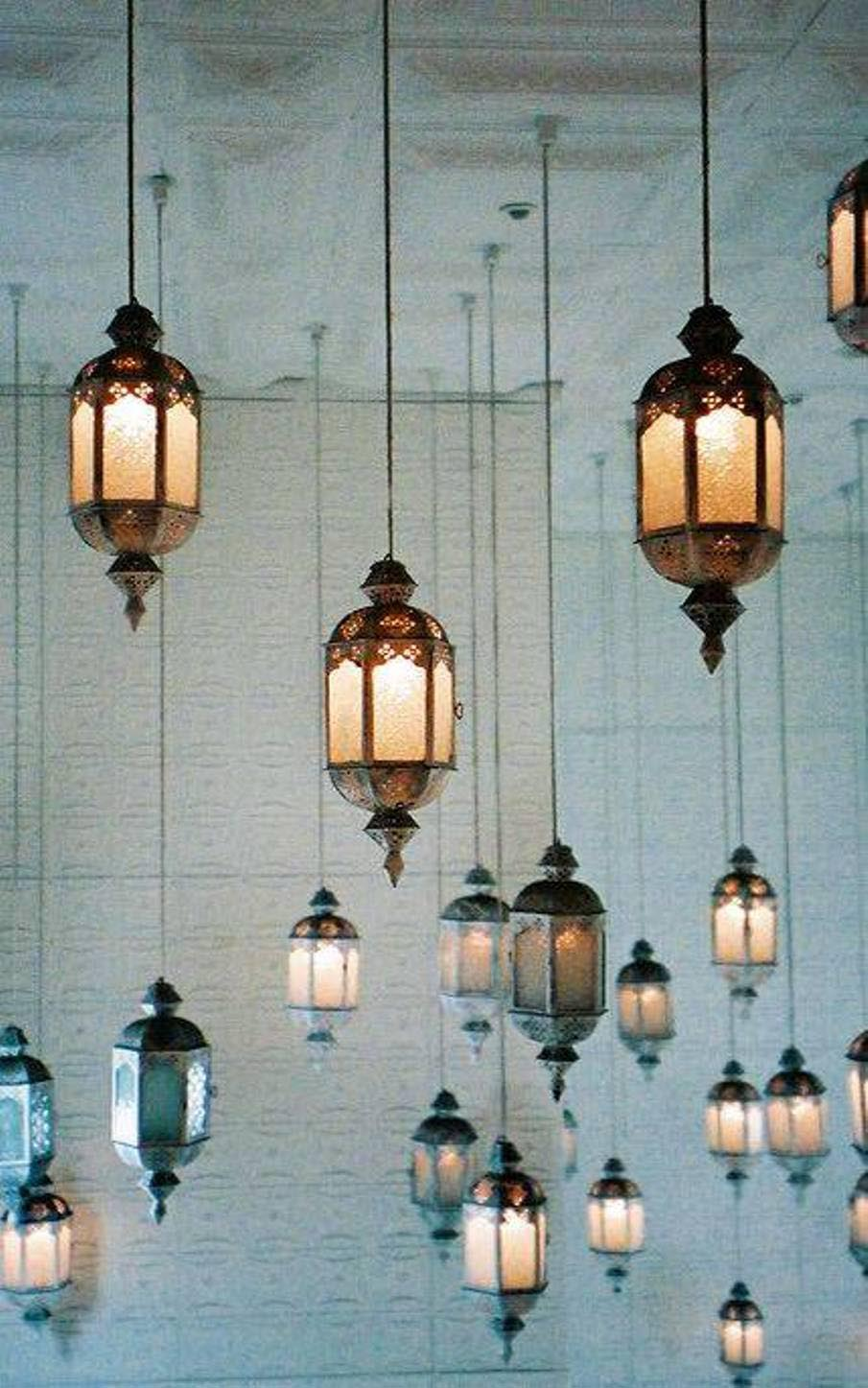 Moroccan Ceiling Light Fixtures