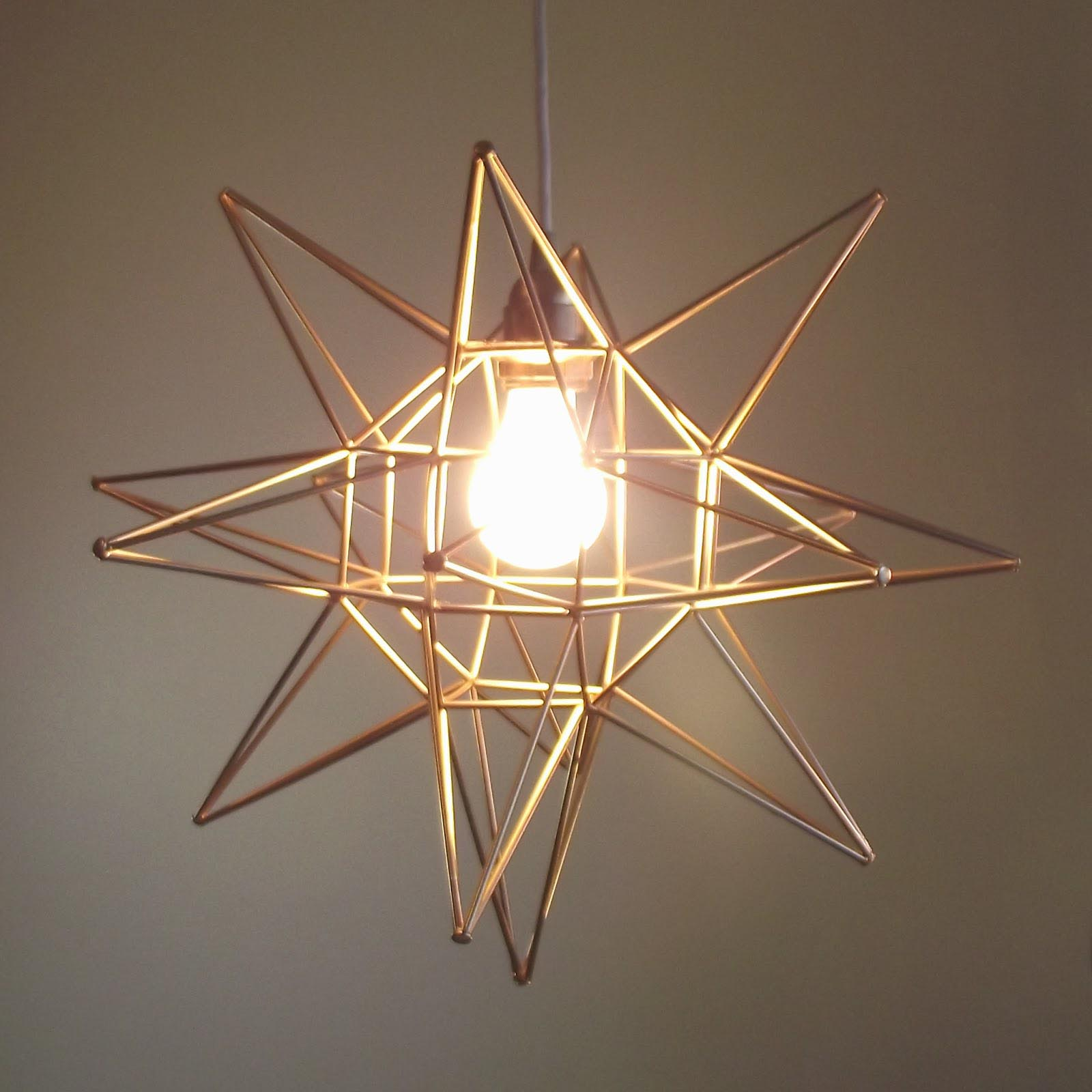 Moroccan Star Ceiling Light