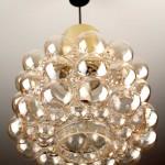 Murano Glass Bubble Chandelier