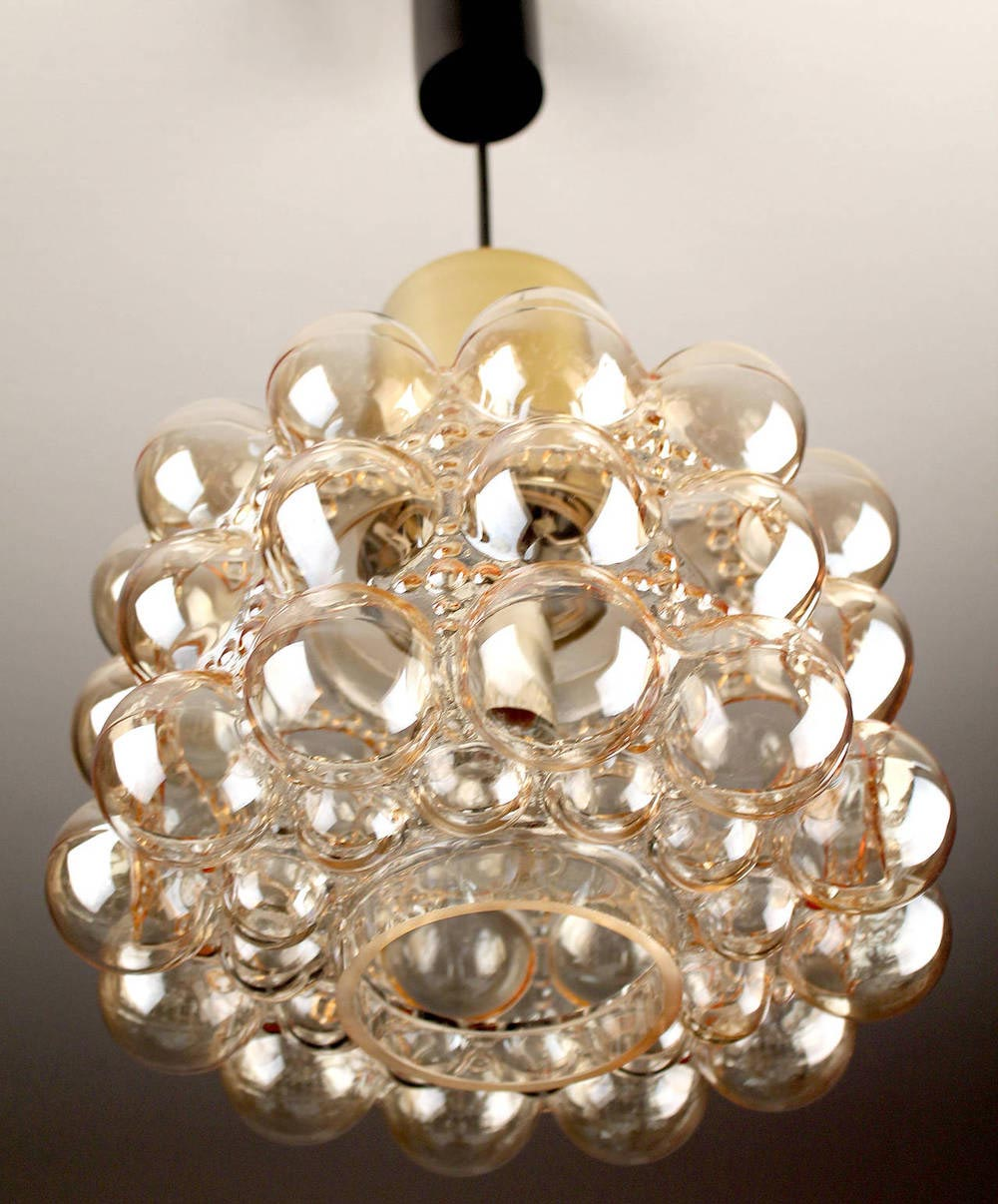 Murano Glass Bubble Chandelier