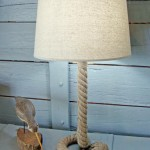 Nautical Lantern Floor Lamps