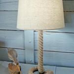 Nautical Lantern Floor Lamps