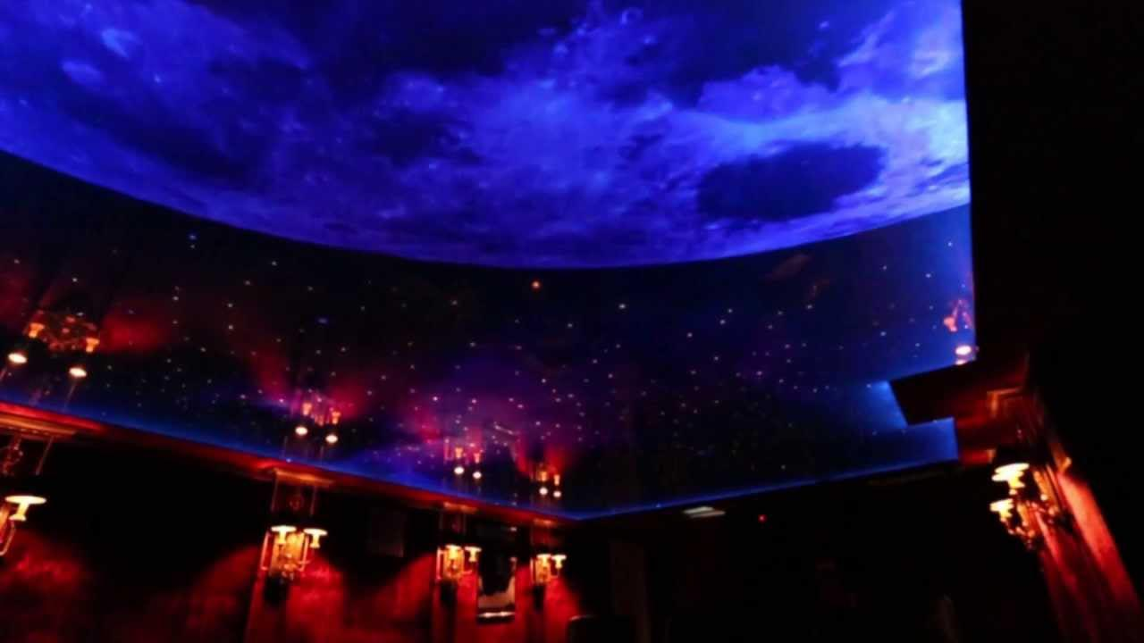 Night Light Stars on Ceiling