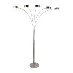 Nursery Floor Lamp with Dimmer