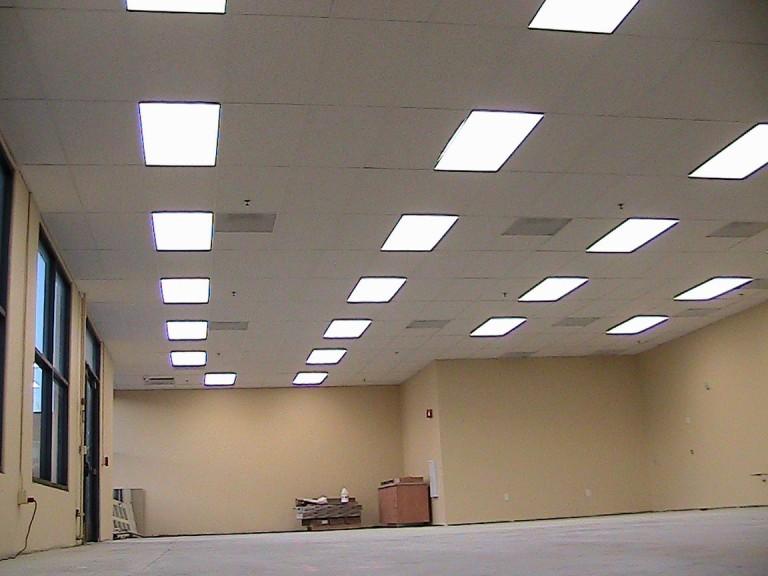 Office Fluorescent Light Fixtures
