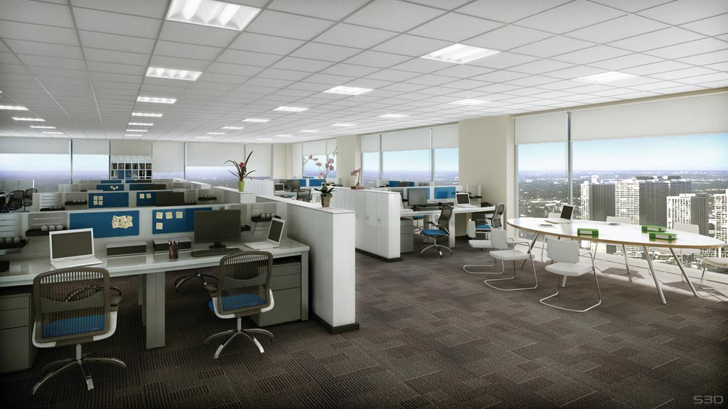 Office LED Lighting Fixtures
