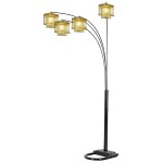 Ore 5 Arms Arch Floor Lamp