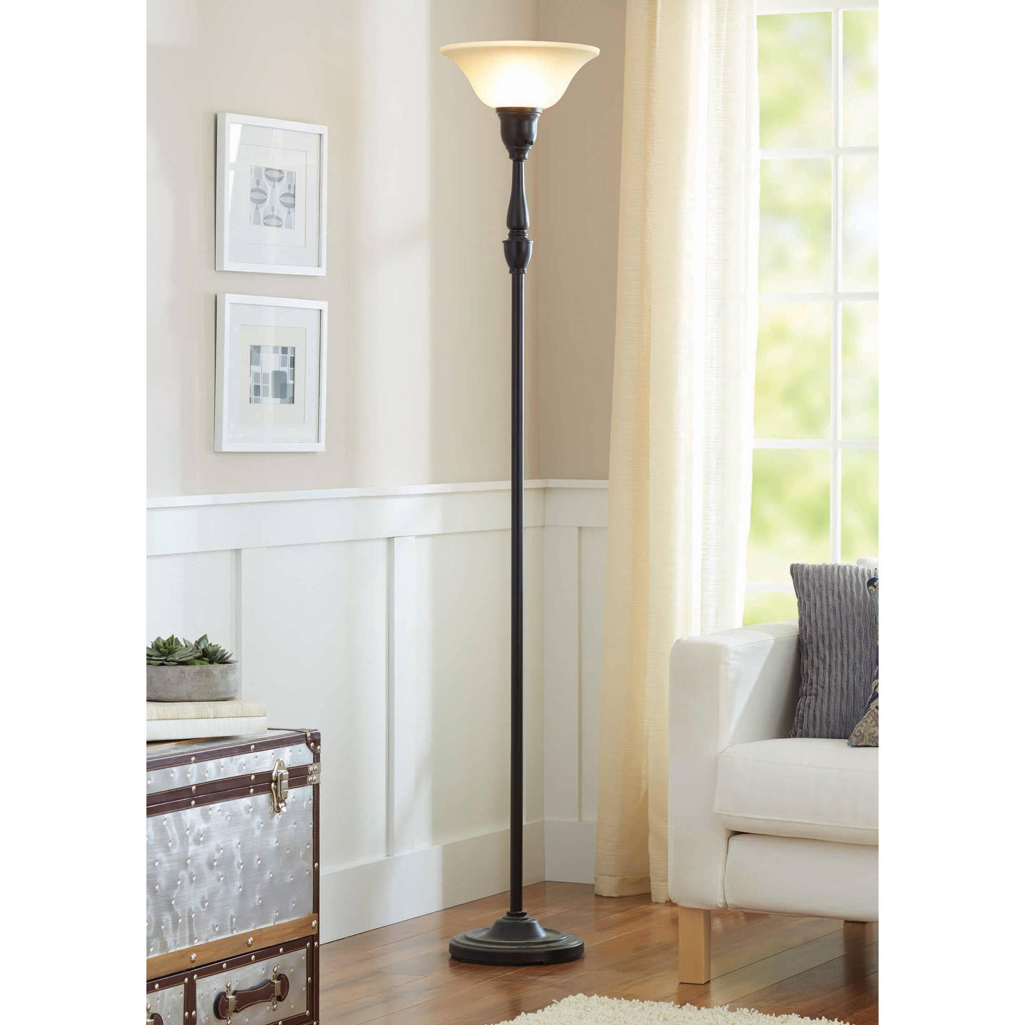 Ore International 5 Arm Arch Floor Lamp