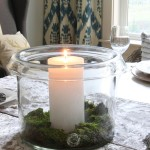 Pottery Barn Hurricane Candle Holder