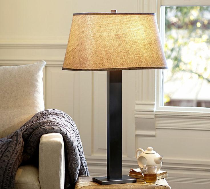 Pottery Barn Tripod Floor Lamp Light Fixtures Design Ideas
