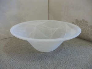 Replacement Clear Glass Globes for Chandeliers