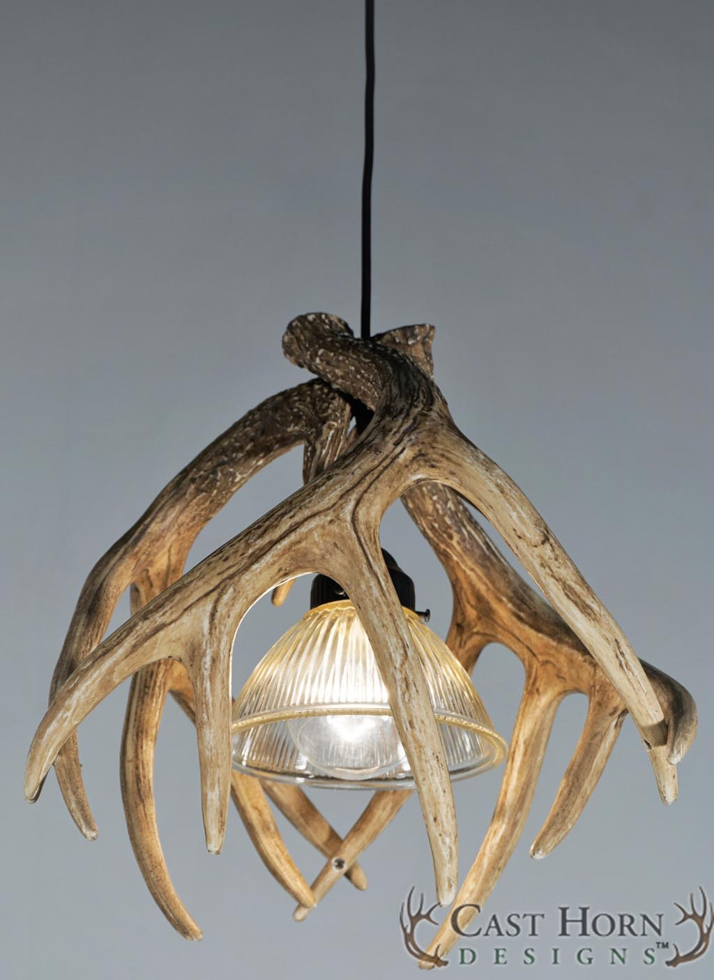 Replica Deer Antler Chandelier