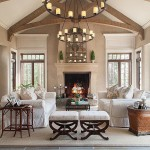 Restoration Hardware Pillar Candle Chandelier