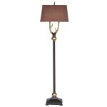 Rustic Cabin Floor Lamps
