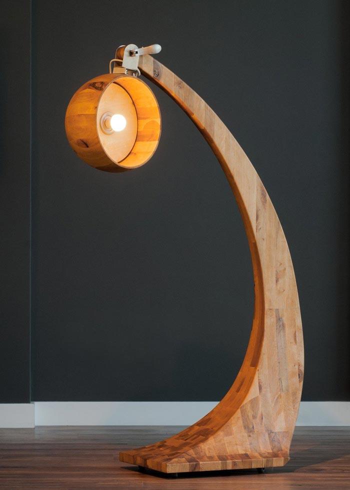 Rustic Floor Lamps Lighting