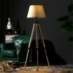 Rustic Lamp Shades for Floor Lamps