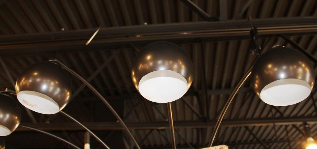 Spider Arch Floor Lamp